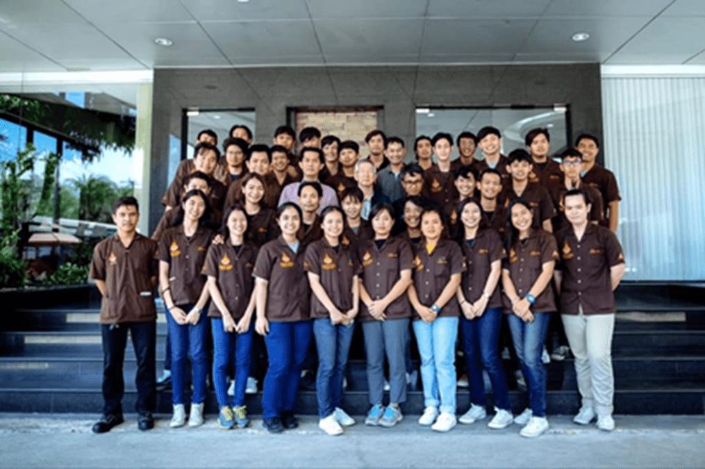 Tirathai deliver light and wisdom for Thai society