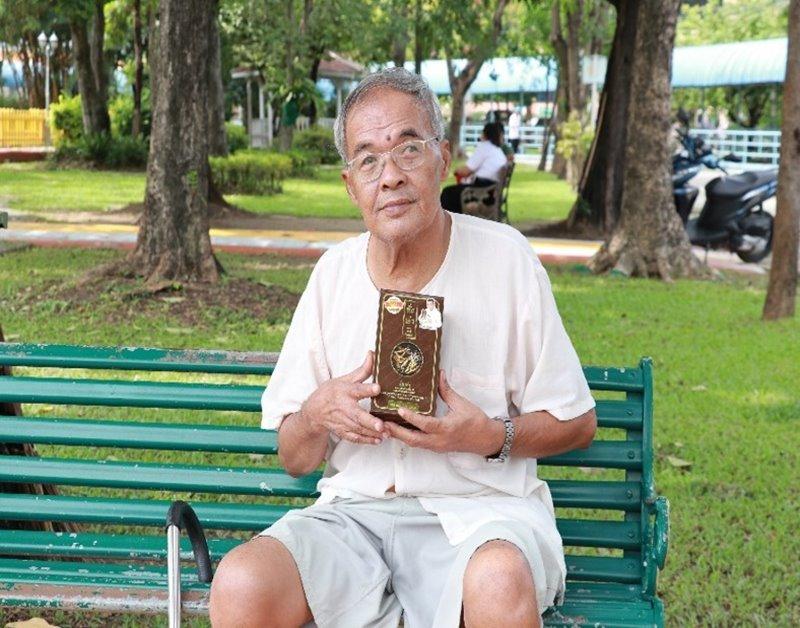 กิจกรรม CSR ครั้งที่ 4 / 2562 บริจาคผลิตภัณฑ์ให้ผู้สูงอายุบ้านบางแค