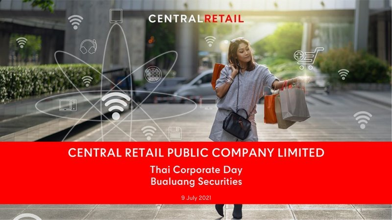 Thai Corporate Day, organized by Bualuang Securities