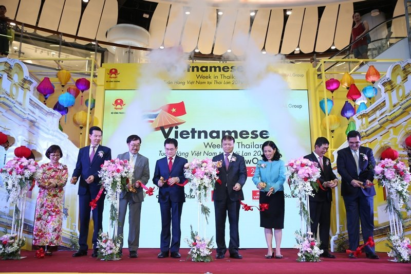 Central Retail Vietnam joins forces with Vietnamese government hosting 'VIETNAMESE WEEK IN THAILAND 2019' to boost Thai-Viet trade and economic relations