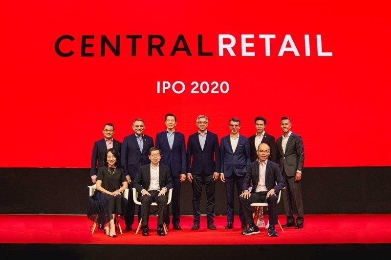"""""""เซ็นทรัล รีเทล"""" กำหนดช่วงราคาการเสนอขายหุ้นที่ 40 - 43 บาทต่อหุ้น เดินหน้าโรดโชว์ IPO ใหญ่ที่สุดในประวัติศาสตร์ตลาดทุนไทย ตอกย้ำความเป็นผู้นำค้าปลีกไทยในระดับโลก"""