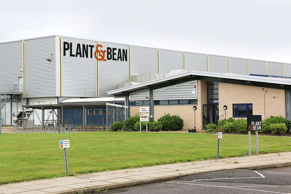 Plant & Bean to Open Europe's Largest Production Facility in the UK to Accelerate Adoption of Plant-based Meat