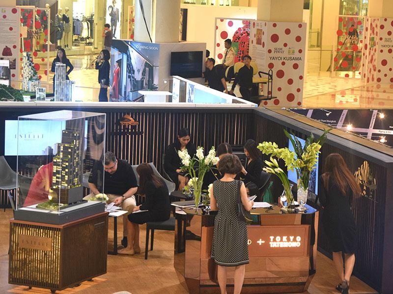 Siam Paragon Luxury Property Showcase 2018