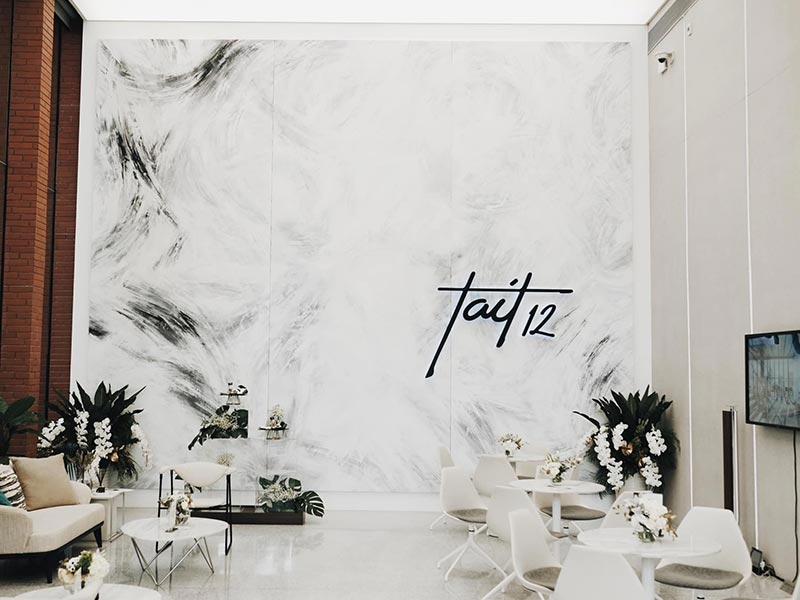 TAIT12 Sales Gallery เปิดให้เข้าเยี่ยมชมแล้ววันนี้!
