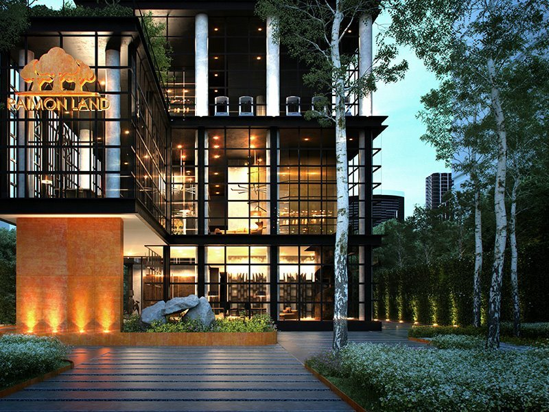Raimon Land Launches The Lofts Asoke and Posts 14th Consecutive Quarter of Profit