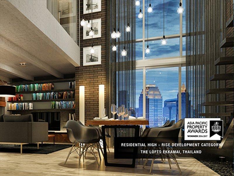 Raimon Land Wins 2 Asia Pacific Property Awards for Zire Wongamat and The Lofts Ekkamai