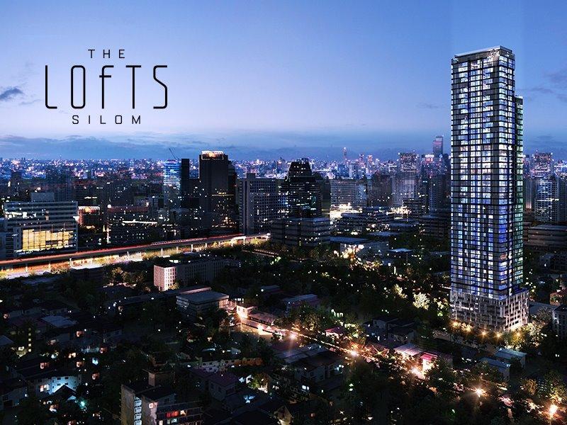 "Raimon Land unveils ""The Lofts Silom"""