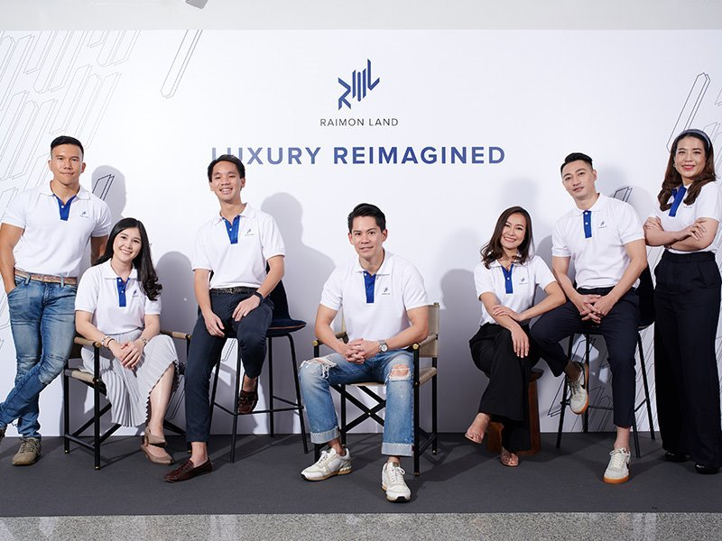 Raimon Land starts the new era with rebranding campaign, expanding to broader demographics with new logo to sustain leadership position in the Luxury Real Estate market