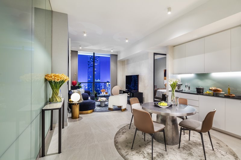 """Raimon Land Reveals the New TAIT Sathorn 12 Sales Gallery Embraces the Concept """"Live the Best of Sathorn Life""""  Foresees a Better Industry Outlook in the Latter Half of the Year After Selling Out The Lofts Silom"""