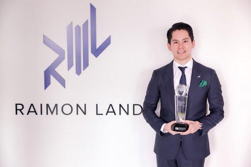 TAIT SATHORN 12 WINS BEST LUXURY CONDOMINIUM PROJECT – THAILAND 2021