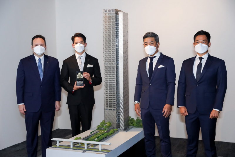 ONE CITY CENTRE WINS OFFICE DEVELOPMENT OF THE YEAR 2021