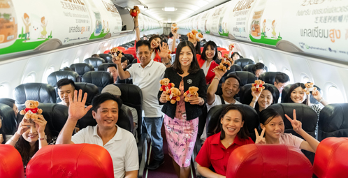 AirAsia Celebrates 15 Years Operating in Macao Offers Promotion Fares Starting from Only MOP115