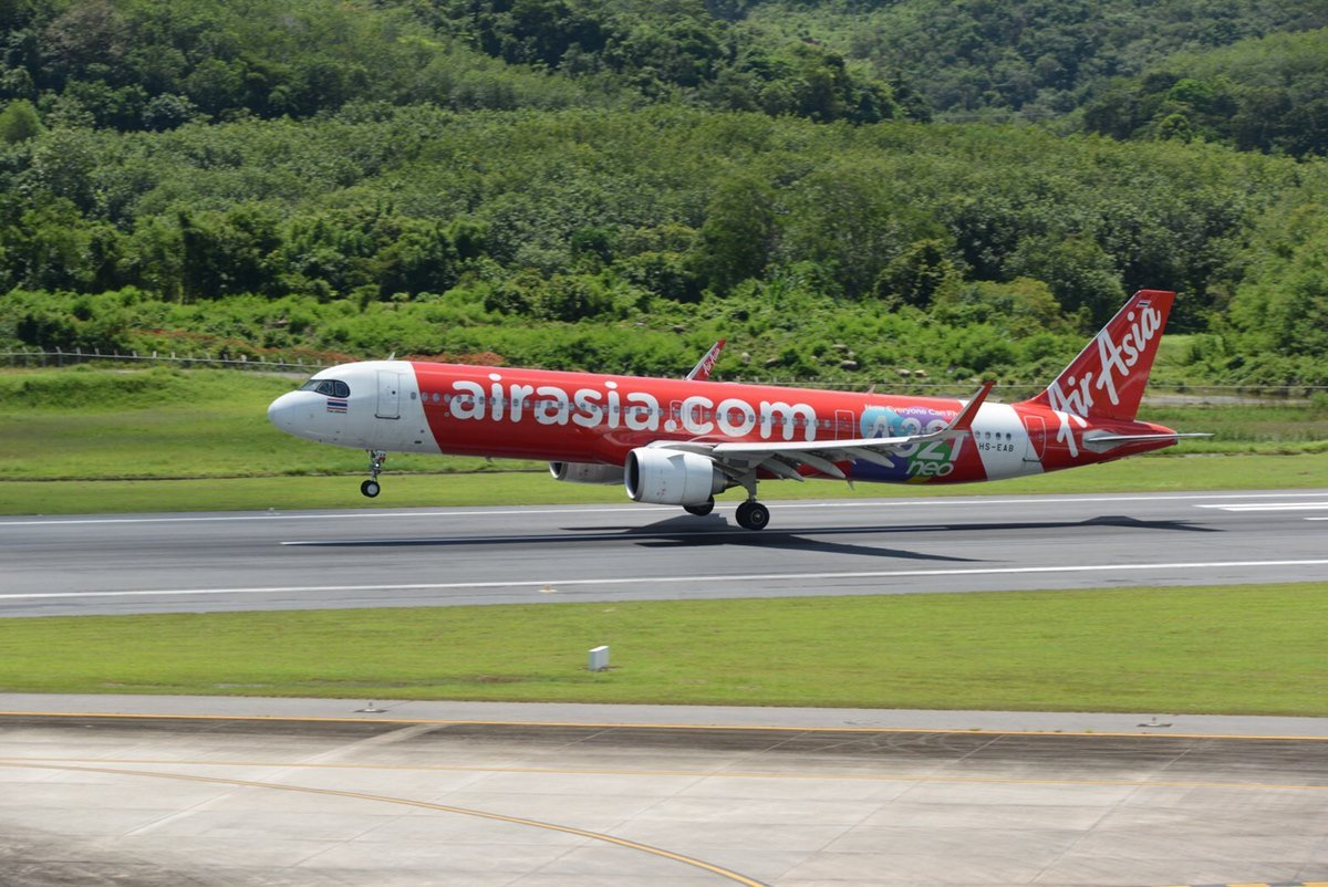 AirAsia Confident in Air Travel Recovery as Key Destinations Register High Load Factors