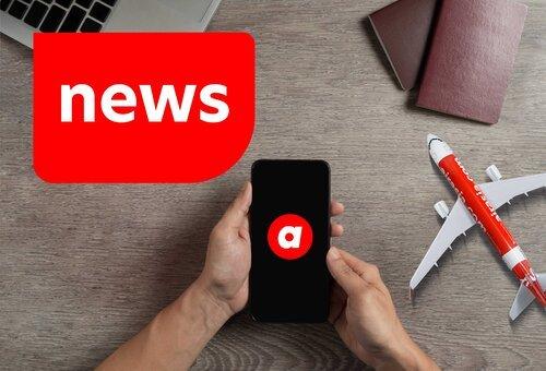 กลุ่มบริษัทโฮลดิ้งแอร์เอเชีย เปลี่ยนชื่อเป็น AirAsia Aviation Limited** แยกการบริหารชัดเจนระหว่างธุรกิจการบินและธุรกิจด้านดิจิทัล