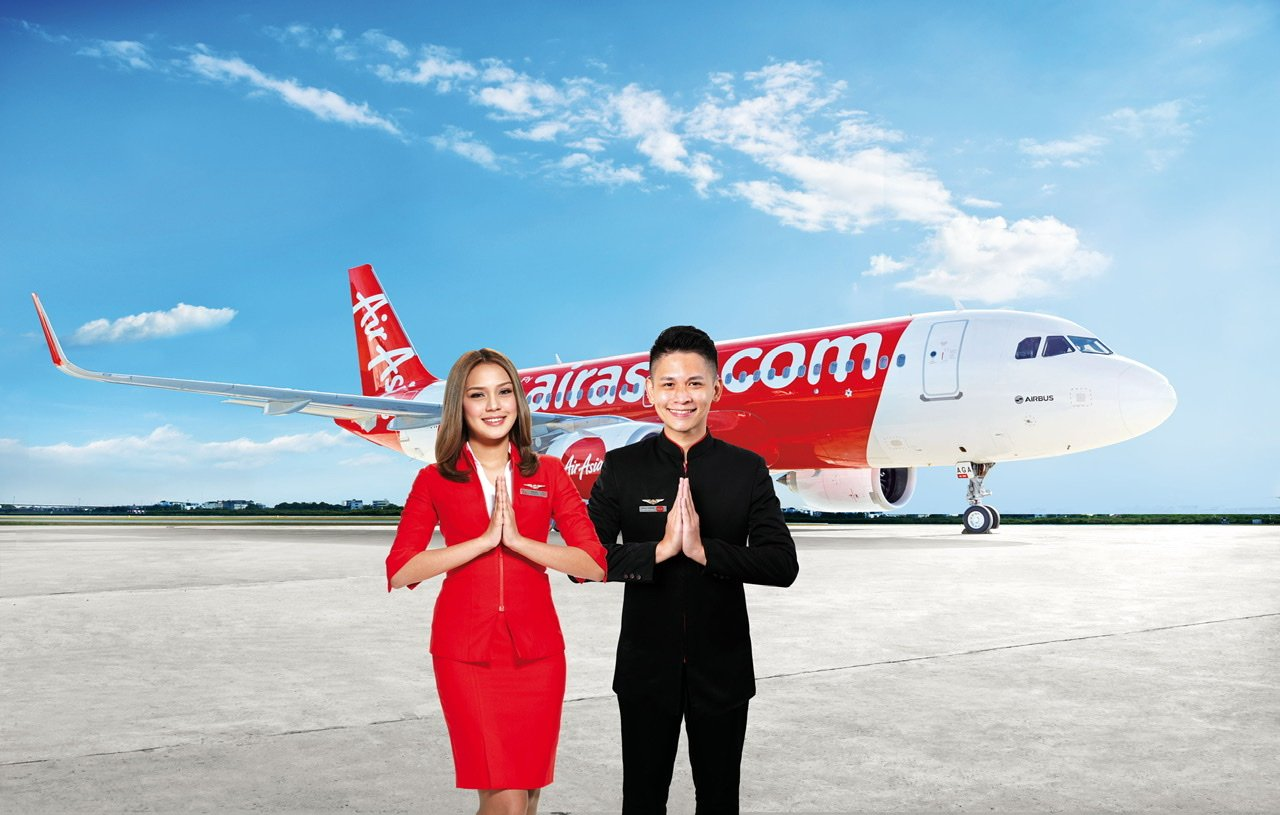 AirAsia awarded Asia's Leading Low-Cost Airline 2021 & Asia's Leading Low-Cost Airline Cabin Crew 2021 at 28th World Travel Awards