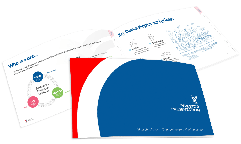 Investor Presentation June 2021
