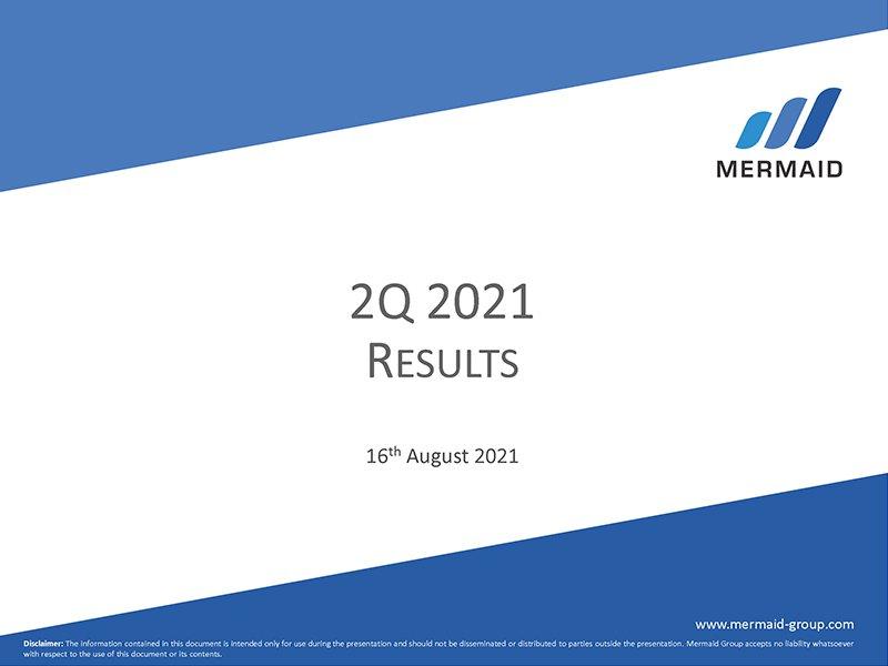 Mermaid Results Presentation 2Q/2021