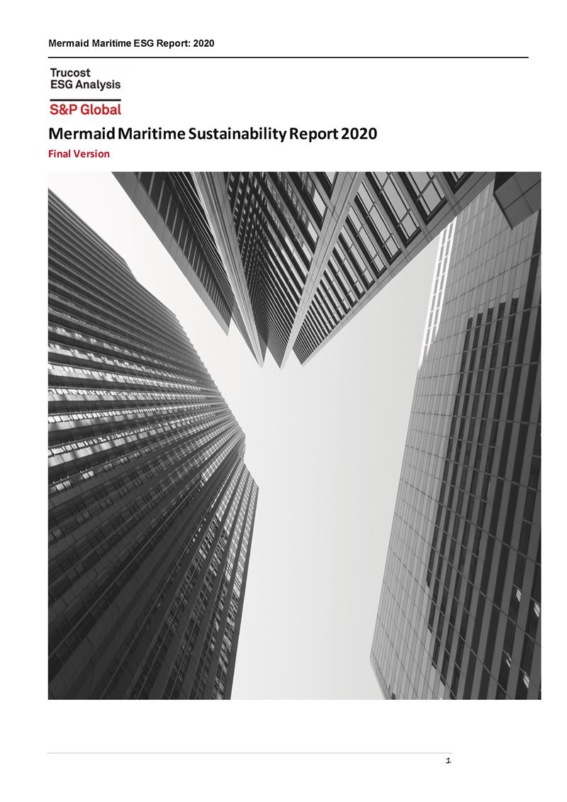 ESG Report 2020