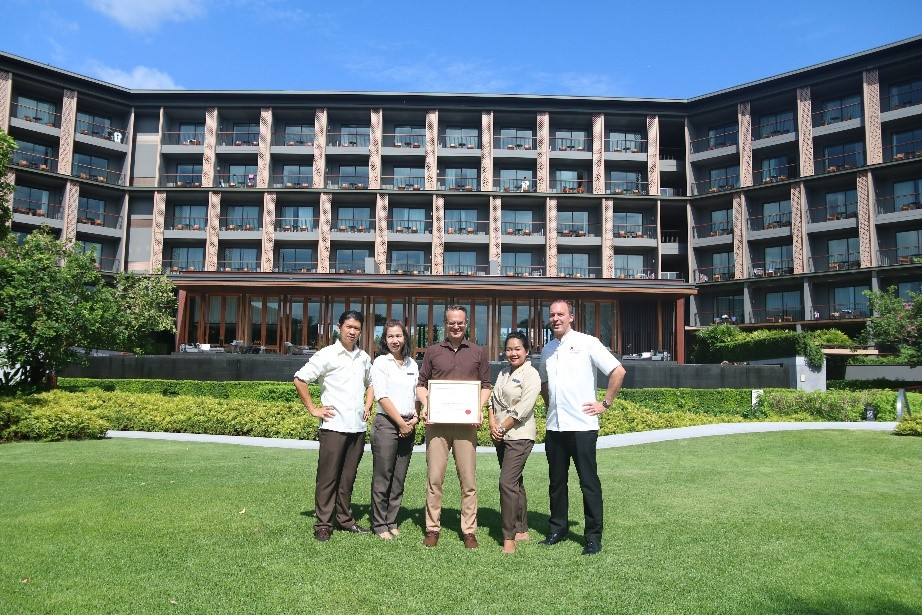 "Hua Hin Marriott Resort & Spa named as one of the ""Top 100 Luxury Resorts Worldwide"" for 2019"