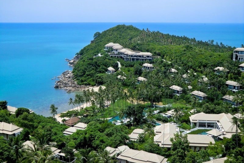 Banyan Tree Spa Samui strikes gold at Tat Awards