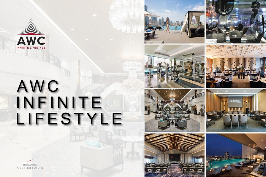 """AWC introduces the inspiring lifestyles in the New Normal with """"AWC INFINITE LIFESTYLE"""""""